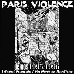 Démos 1995/1996 [L'esprit français / Un hiver en banlieue] Paris%20violence_demos%201995%201996